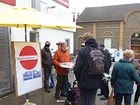 Bürgerbefragung in Zündorf