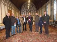 Bürgerverein Zündorf besucht Historisches Rathaus